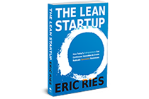 Lean Startup book cover